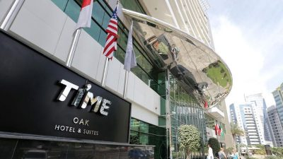 SALE at TIME Hotels