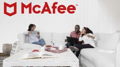 SALE on McAfee Total Protection