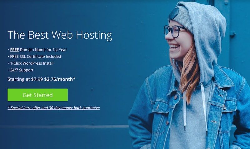 bluehost.com SALE OFFER PROMO CODE