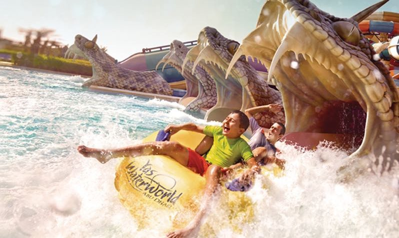25% Off Discount SALE at Yas Waterworld