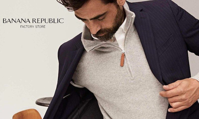 Banana Republic Factory SALE Promo Code