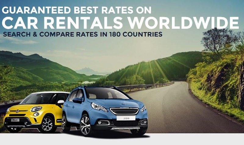 Book Your Car Rental Now at Auto Europe from EDEALO.com