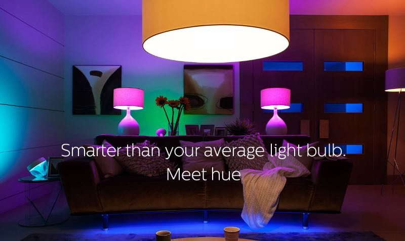 Bundles Discount SALE at Philips Meet Hue
