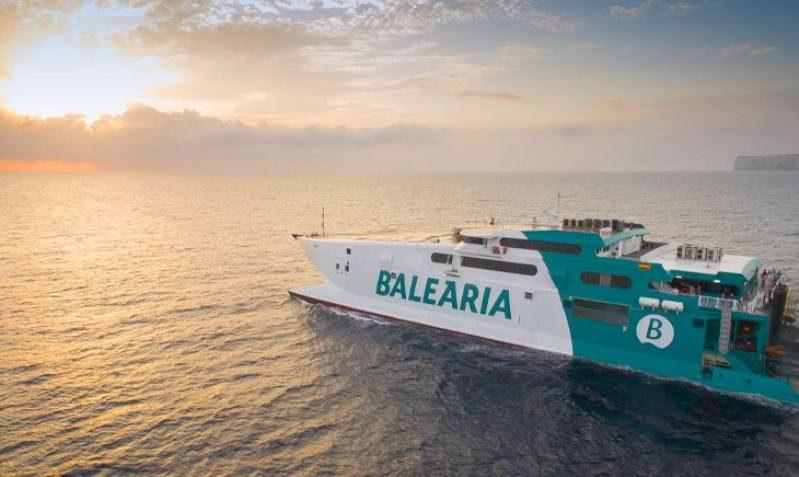 Cupom de 10-15% de desconto at Baleària