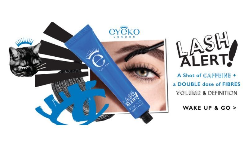 Discount Coupon at Eyeko