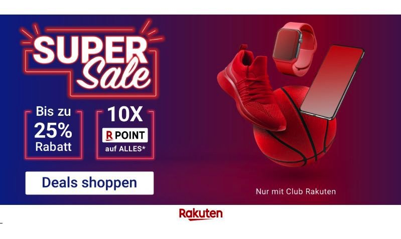 Discount Coupons at Rakuten