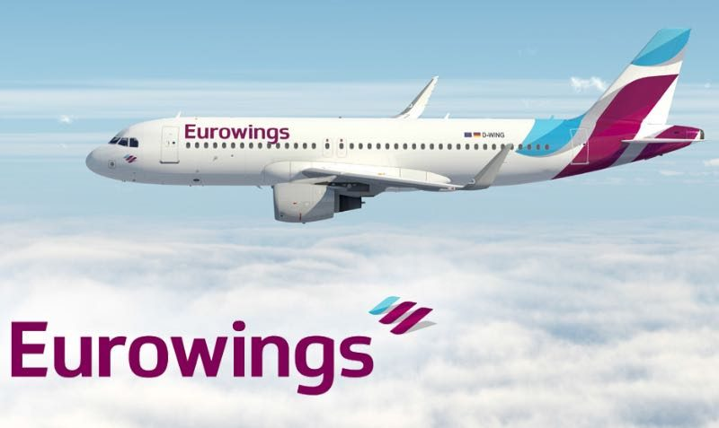 Discount SALE on Eurowings Holidays