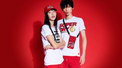 LAUNCH of Lunar New Year Collection at Superdry
