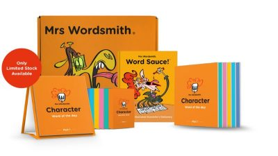 Mrs Wordsmith Promo offer