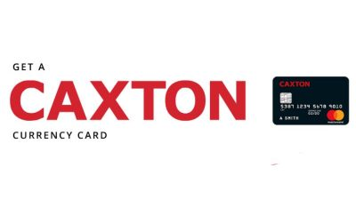 Zero ATM Fees DEAL at Caxton Card