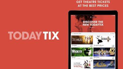 Discount SALE at 365 TodayTix