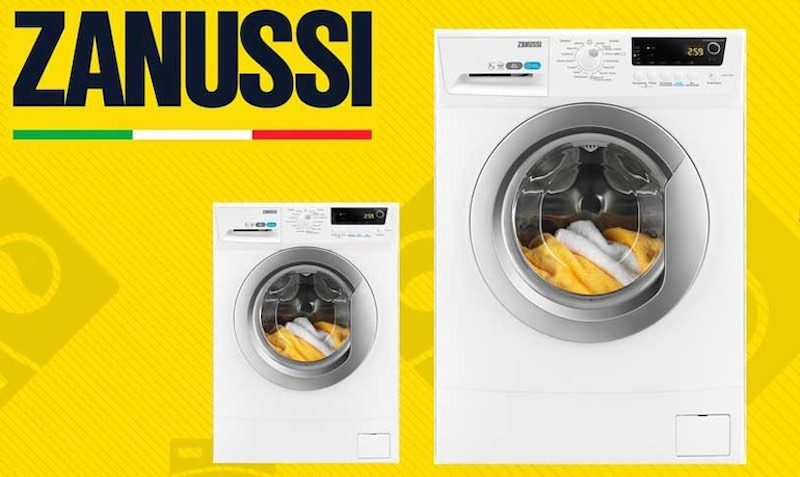 FREE Delivery Promo Code at Zanussi