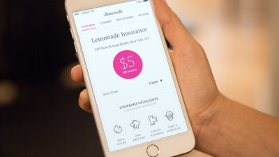 Insurance Discount SALE at Lemonade
