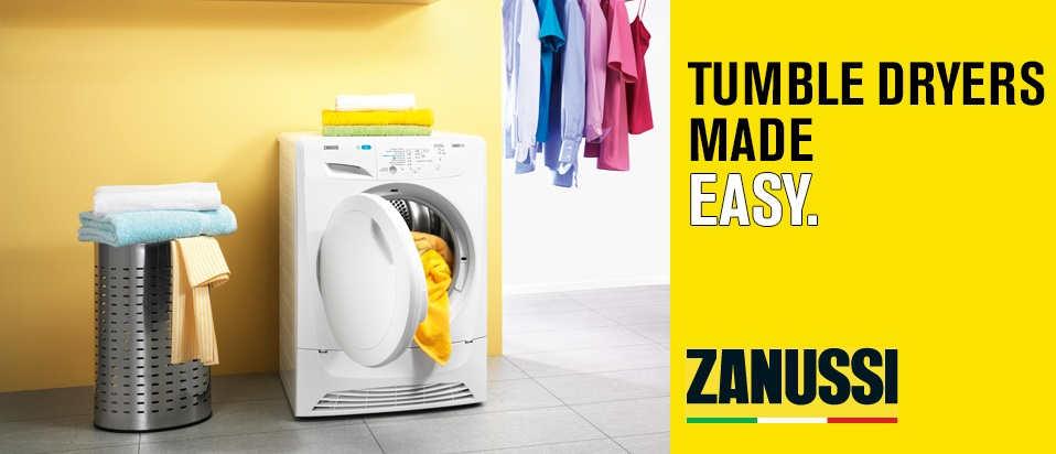 FREE Delivery Promo Code at Zanussi