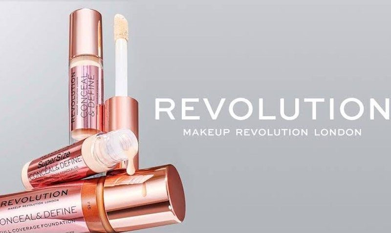 Revolution Beauty Promo Code Offer SALE