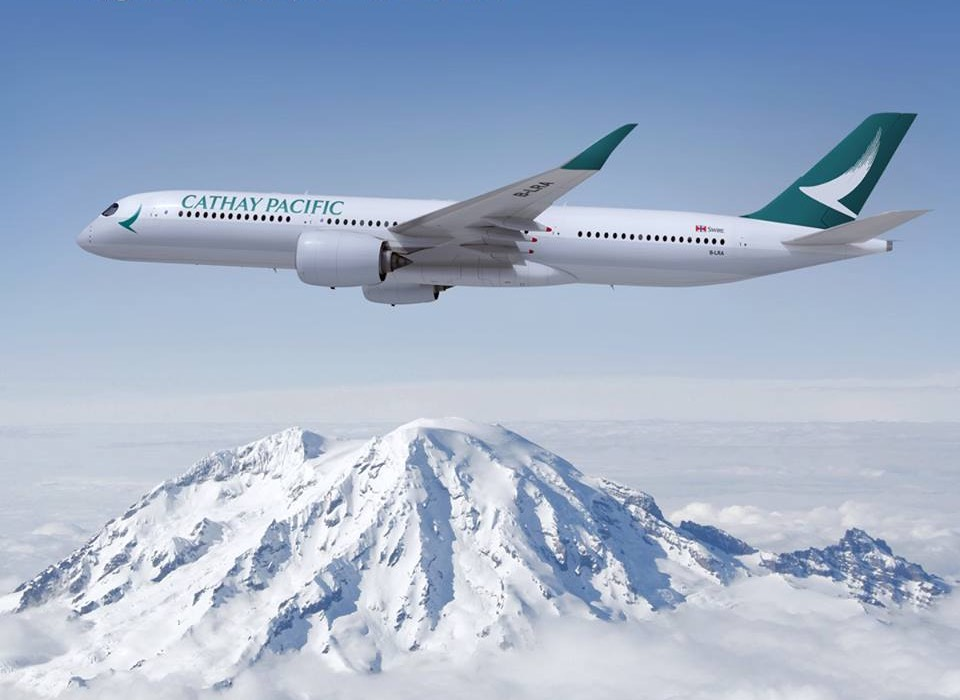 SALE on Cathay Pacific