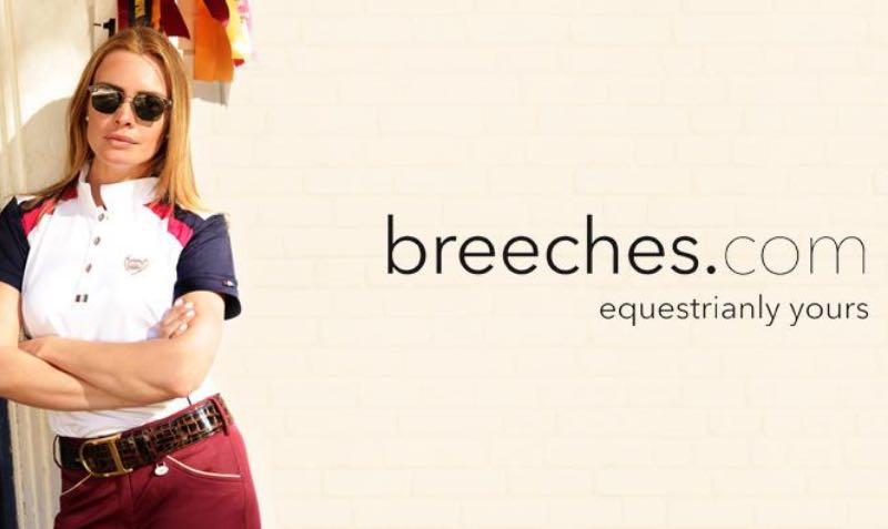 Promo Code at Breeches.com
