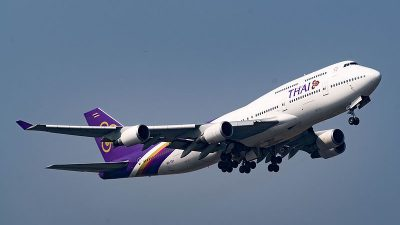 Discount SALE at Thai Airways