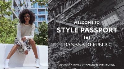 Flat Fee Rental at Banana Republic Style Passport
