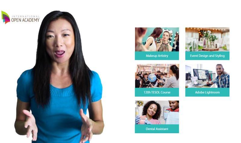 International Open Academy Sale offer