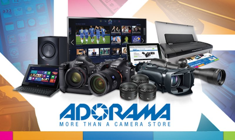 Discount Coupon at Adorama