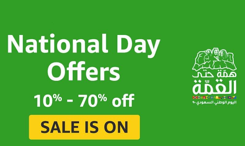 National Day Sale is ON