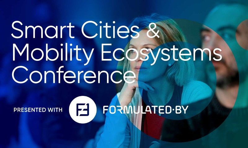 Promo Code for O'Reilly Smart Cities & Mobility Ecosystems Conference