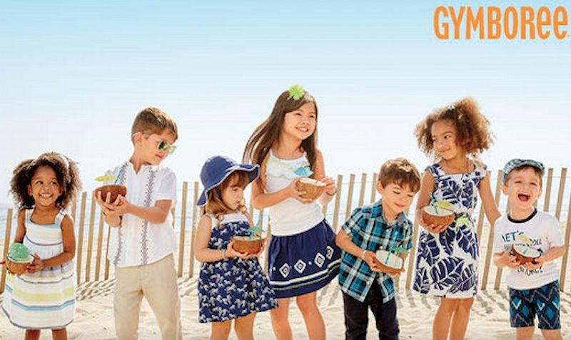 Discount SALE at Gymboree