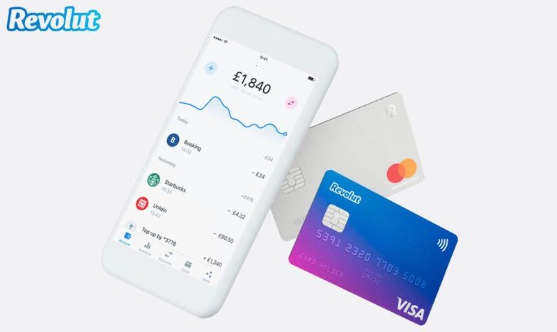 Send Your Money FREELY with Revolut