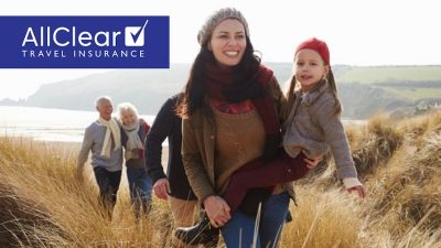 Travel Insurance Discount SALE at AllClear Travel Insurance