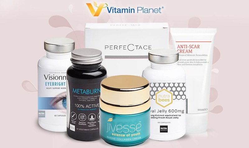 Discount Coupon at Vitamin Planet