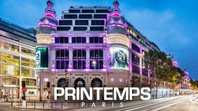Discount SALE at Printemps