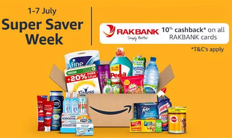 Super Saver Week SALE at Souq.com Amazon UAE