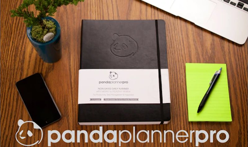 Discount Coupon for Panda Planner