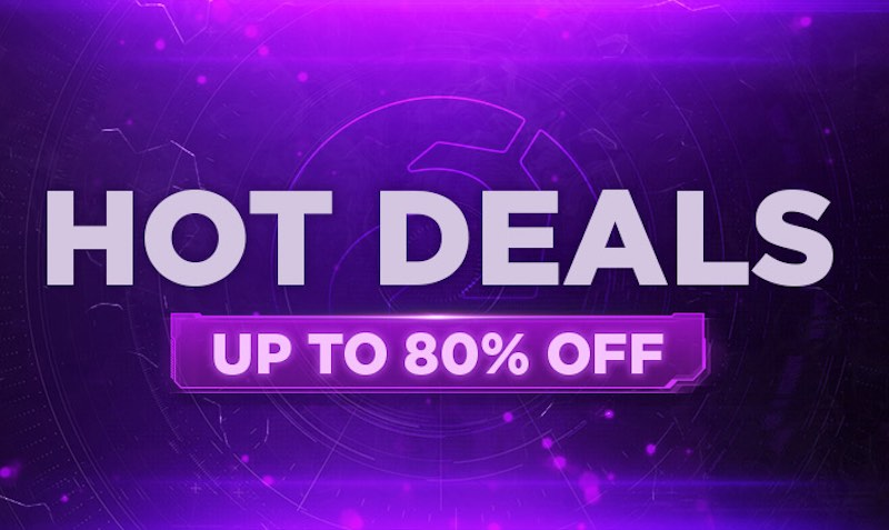 2Game Hot Deals