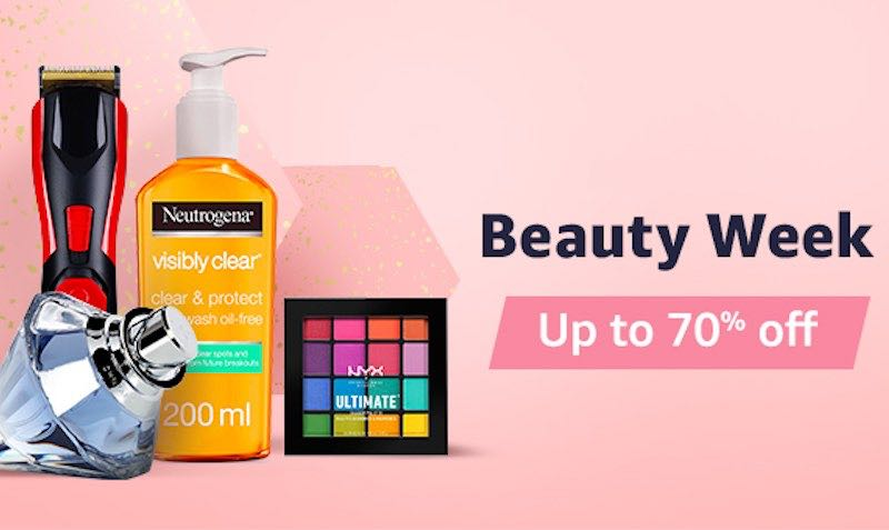 Beauty week Amazon.ae