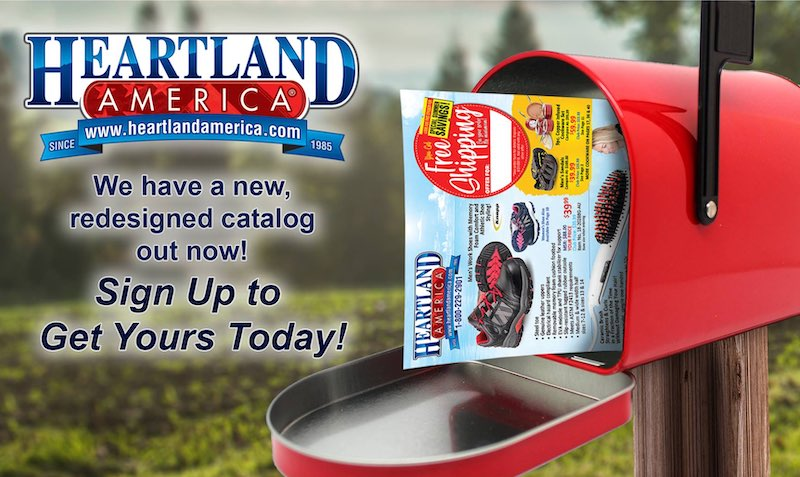 Discount SALE at Heartland America