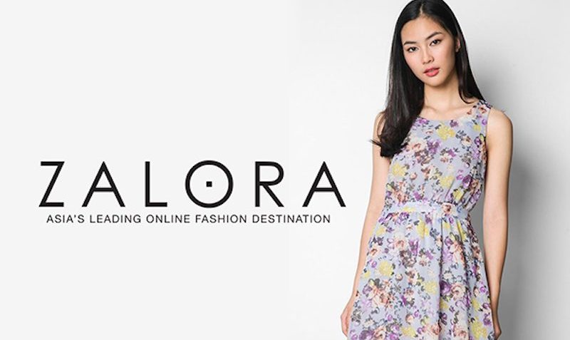 Discount SALE at ZALORA