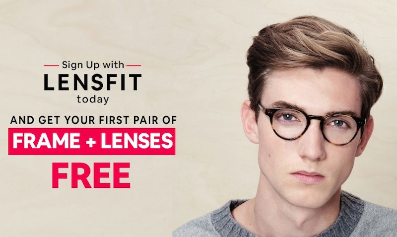 Promo Code at Lensfit