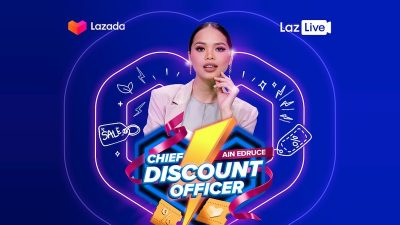 Discount SALE at Lazada