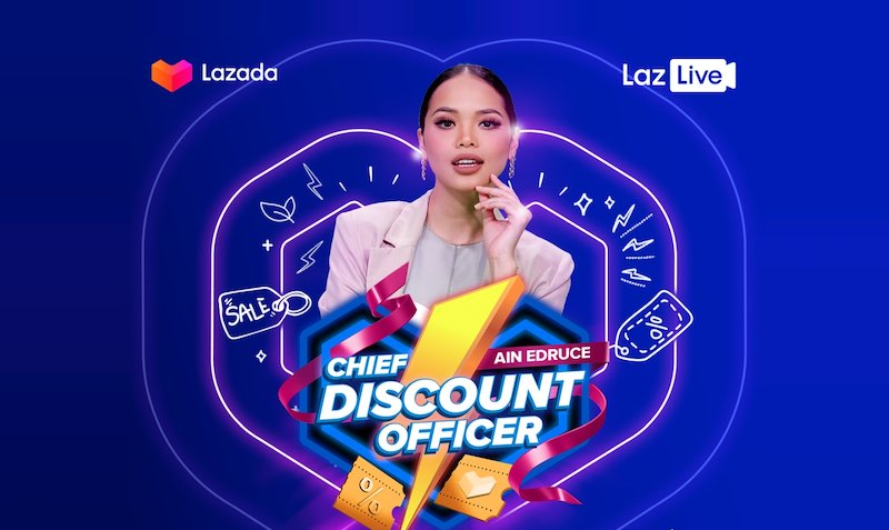 Discount SALE at Lazada