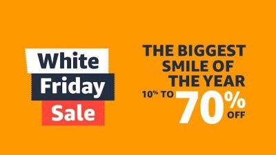 White Friday Sale Amazon