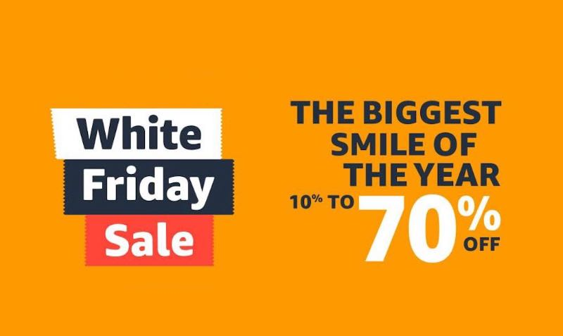 White Friday Sale Amazon