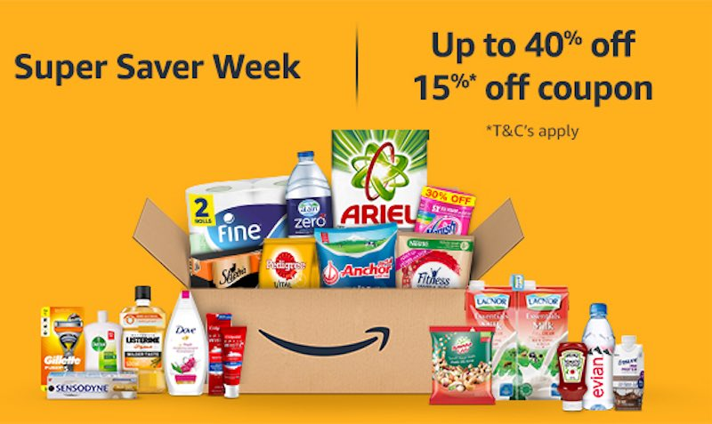 Amazon Super Saver Week