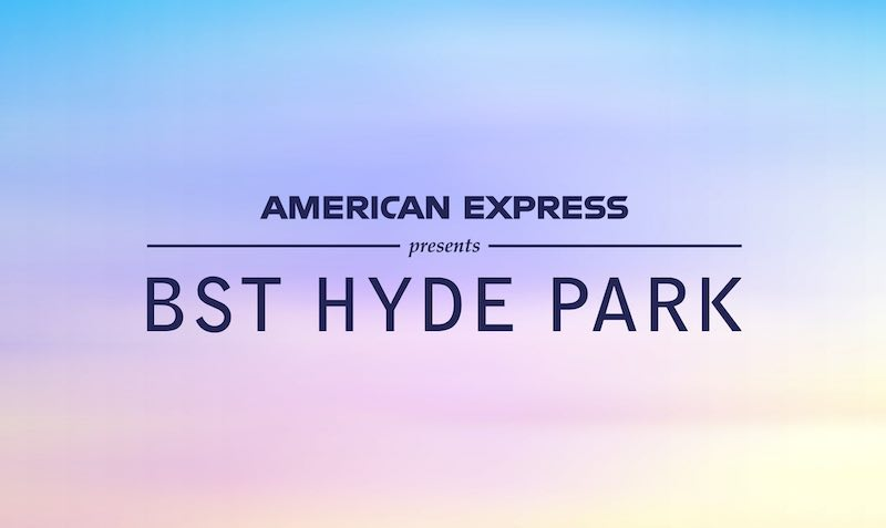 American Express Presents BST Hyde Park Launch at Ticketmaster