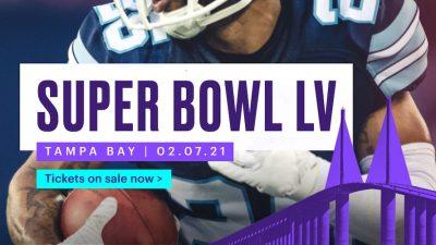 Super Bowl LV 2021 Tickets on StubHub