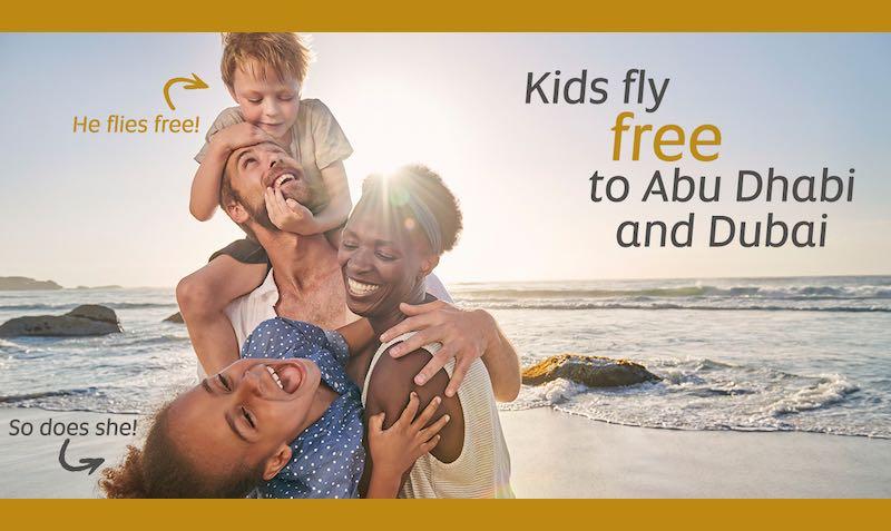 etihad kids free