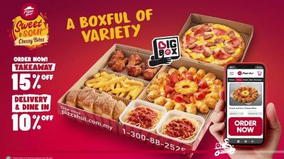 SALE at Pizza Hut Malaysia