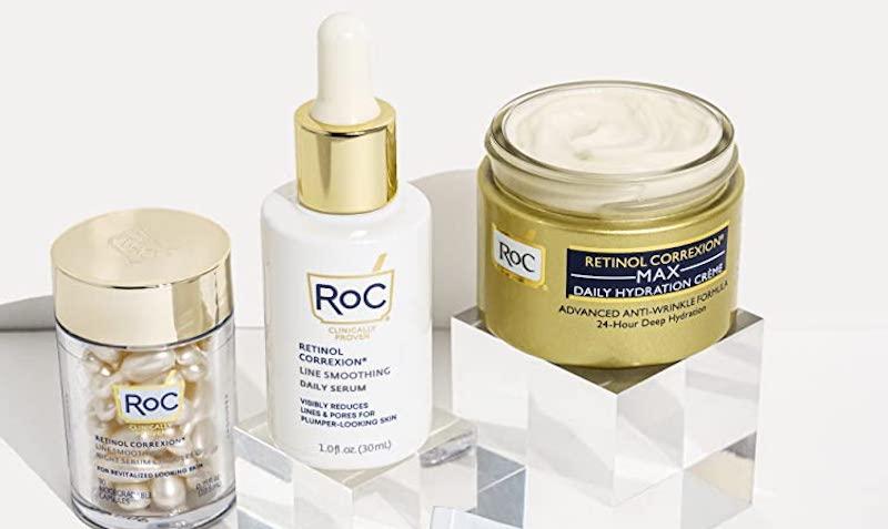 Promo Code at RoC Skincare