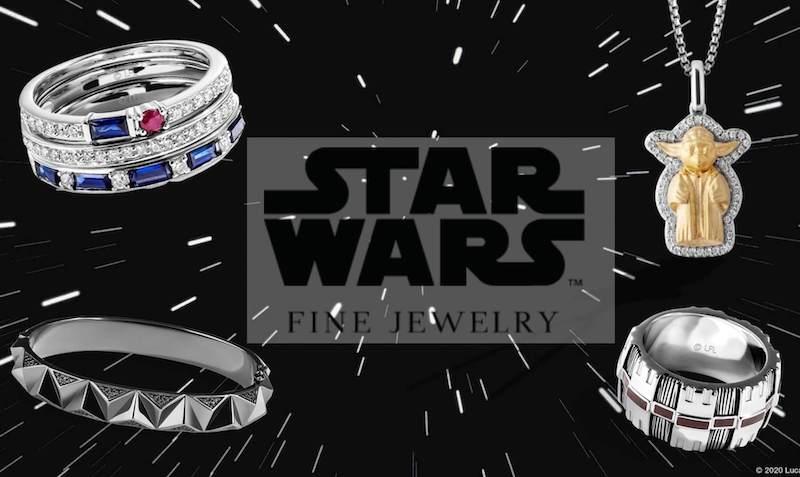 Promo Code at Star Wars Fine Jewelry